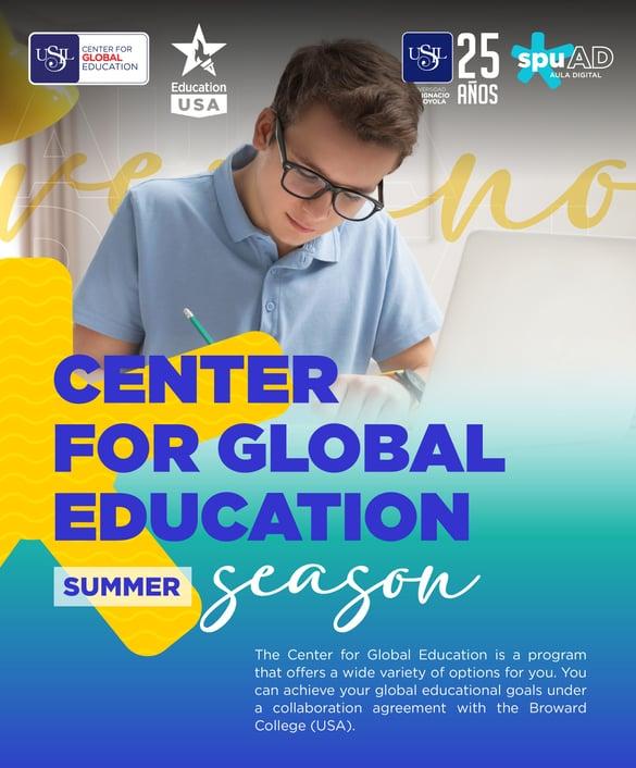 CGE summer season