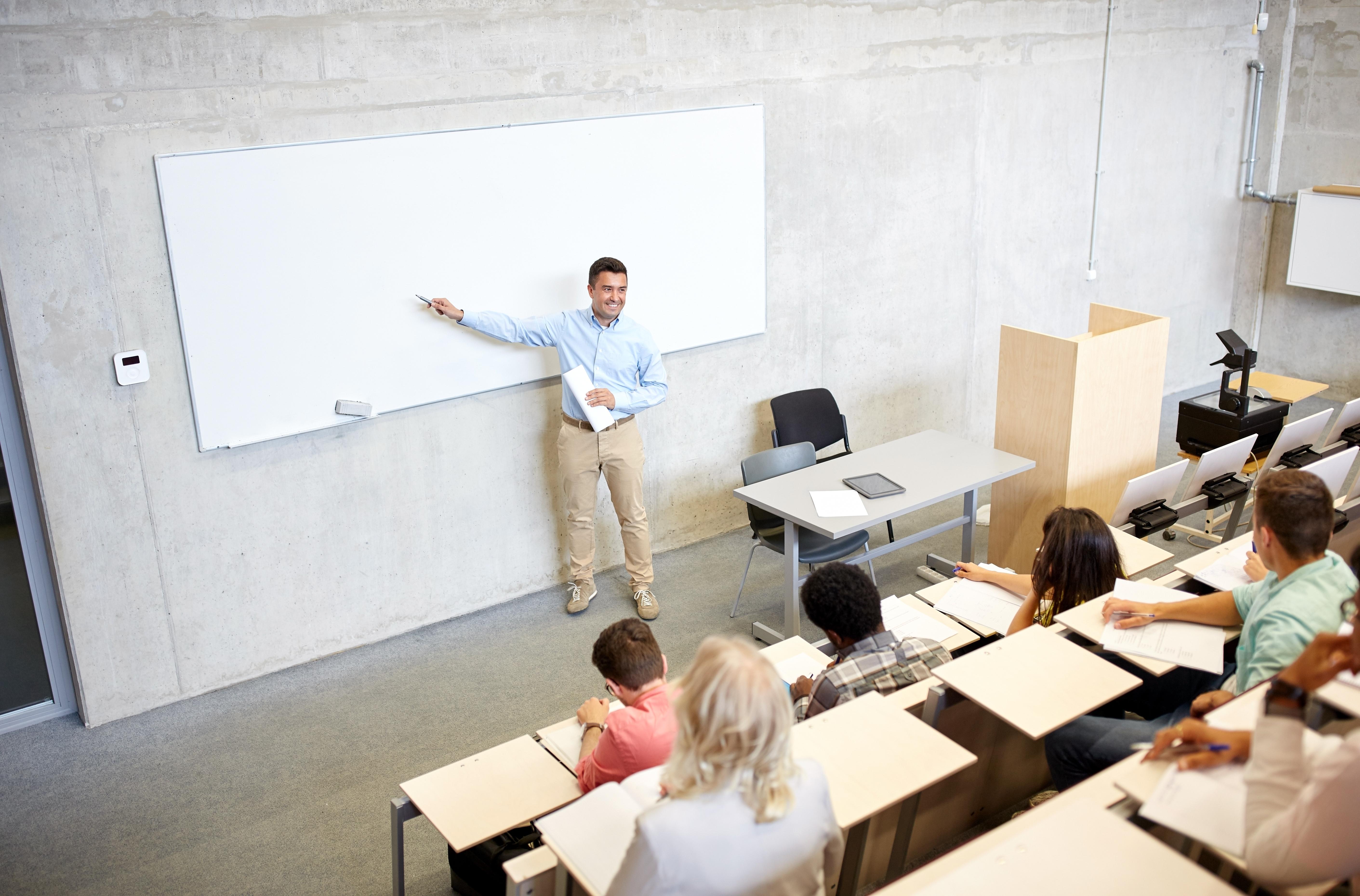 Profesores TOP de CGE: una de las claves del éxito
